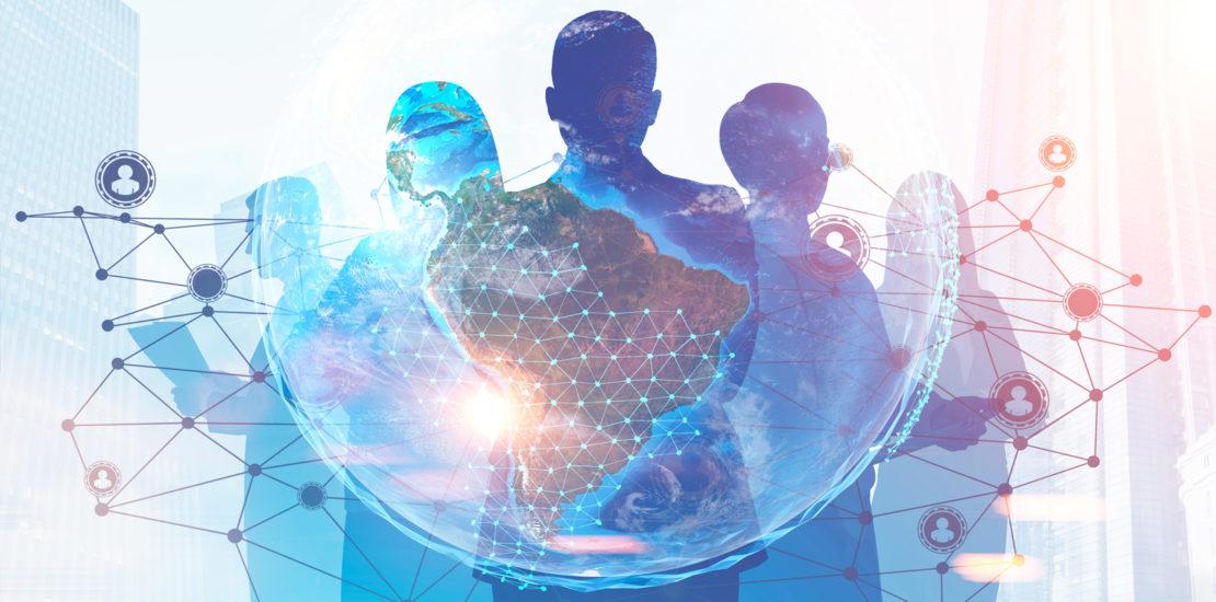 selezione e contatto di clienti internazionali